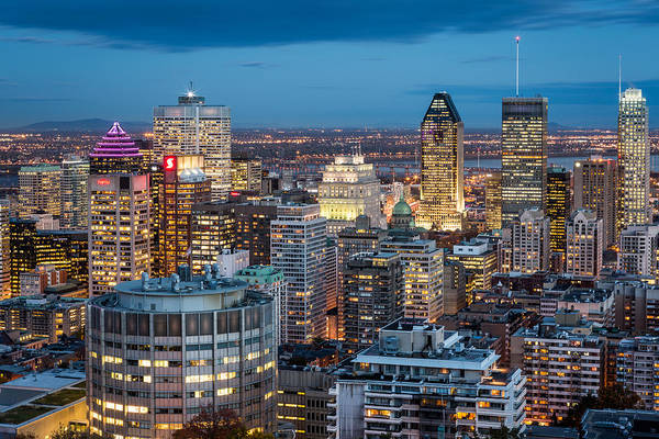 Photograph - Montreal by Mihai Andritoiu