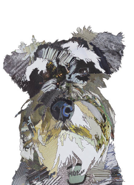 Stitch Painting - Monty by MGL Meiklejohn Graphics Licensing