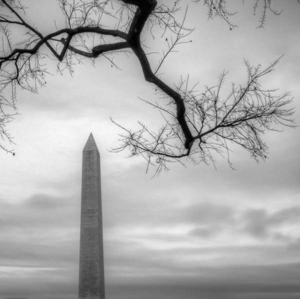 Photograph - Monument In Grey by Ross Henton