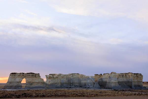 Photograph - Monument Rocks by Scott Bean