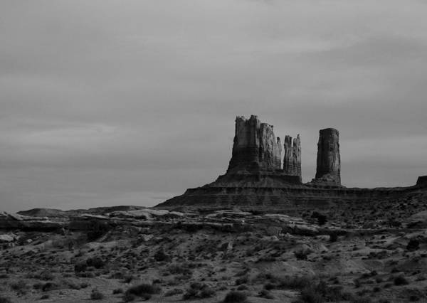 Swan Valley Photograph - Monument Valley Arizonia by Jeff Swan