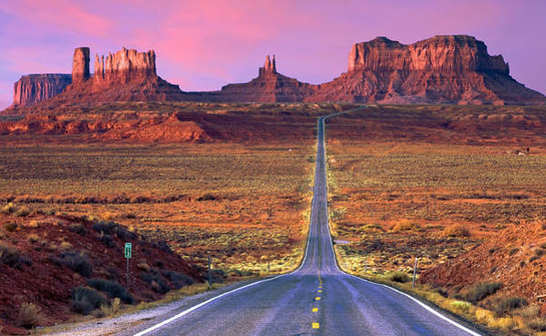 Photograph - Monument Valley by Darryl Wilkinson