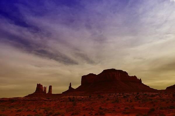 Swan Valley Photograph - Monument Valley by Jeff Swan