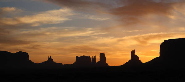 Photograph - Monument Valley Sunrise by Jean Clark
