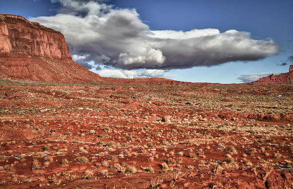 Photograph - Monument Valley Ut 1 by Ron White