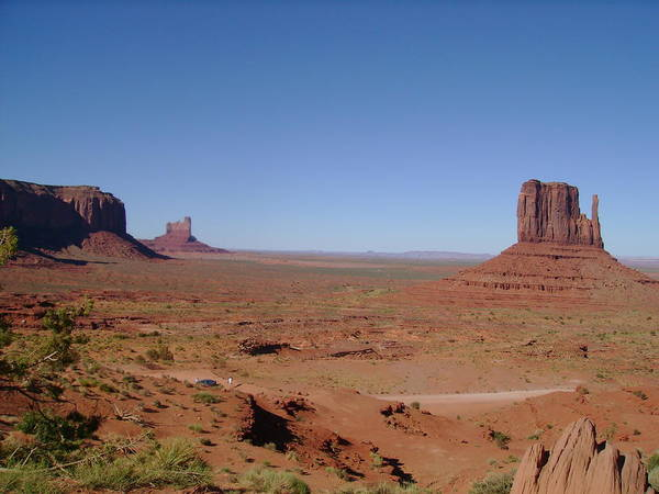 Wall Art - Photograph - Monument Valley by Valerie Howell