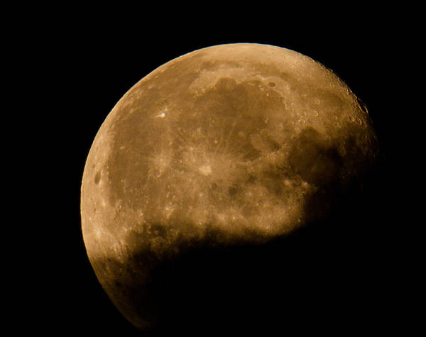 Photograph - Moon Over Steamboat by Kevin  Dietrich