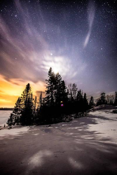 Canon Eos 6d Photograph - Moon Shadows by Jakub Sisak