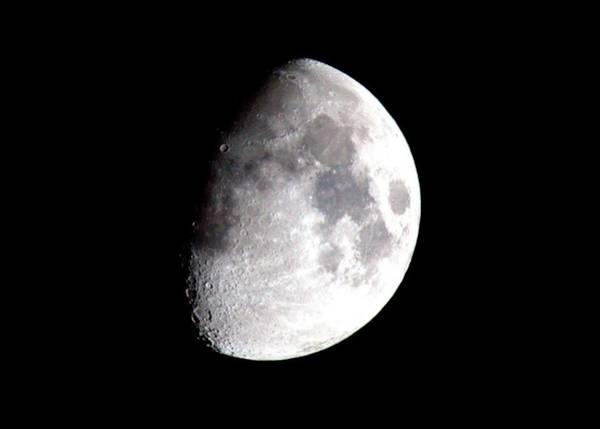 Photograph - Laura's Moon by John King