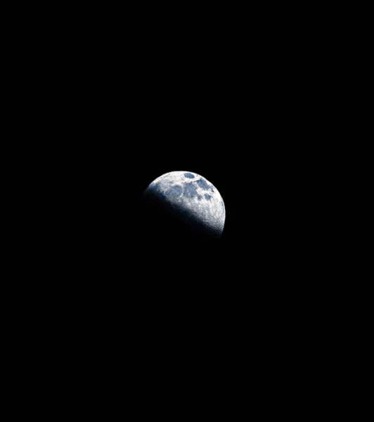 Photograph - Moon by Sotiris Filippou