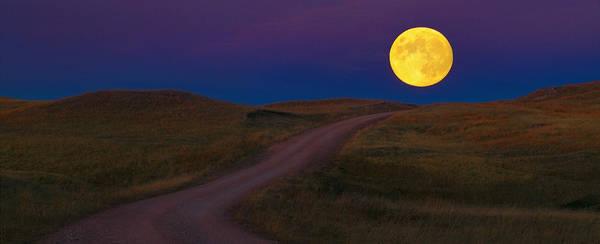 Wall Art - Photograph - Moon Way by Kadek Susanto