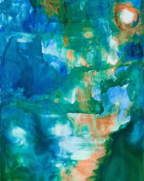 Painting - Moonlit Landscape by Priya Ghose