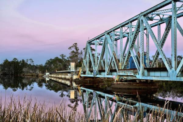 Photograph - Moonrise Over Milton by JC Findley