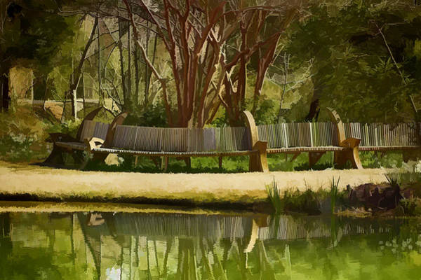 Photograph - Moore Farms Pond by Bill Barber