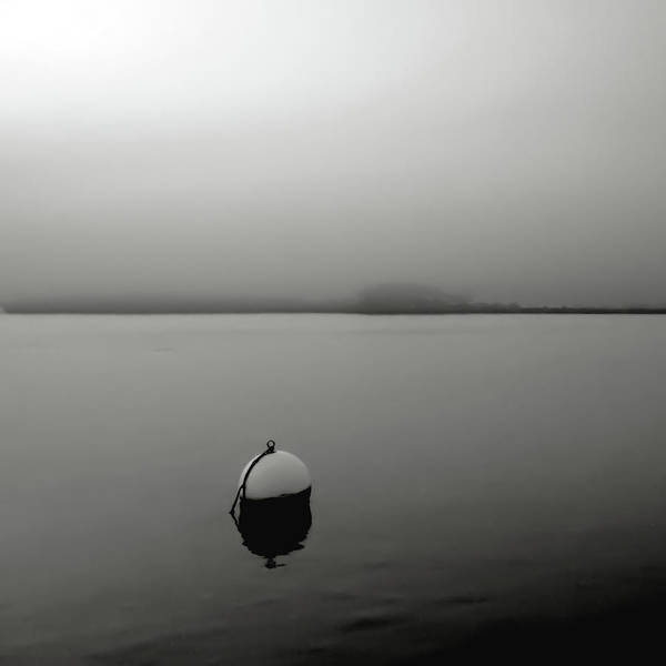 Tybee Island Photograph - Mooring In The Fog by Joseph Shields