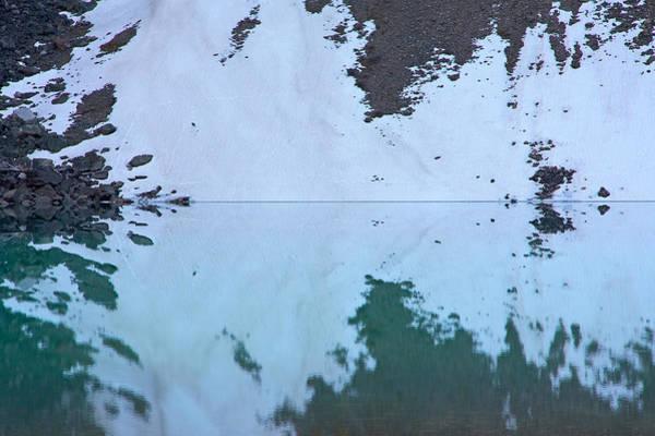 Wall Art - Photograph - Moraine Lake Rorschach Test by Stuart Litoff
