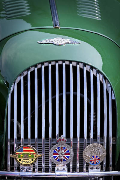 Photograph - Morgan Plus 8 Classic British Car  by Susan Candelario
