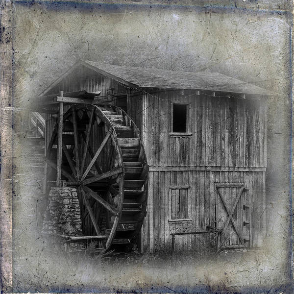 Wall Art - Photograph - Morgan's Mill by Paul Freidlund