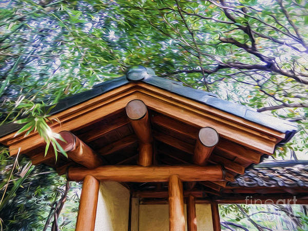 Photograph - Morikami Museum And Japanese Gardens Architecture by Ginette Callaway