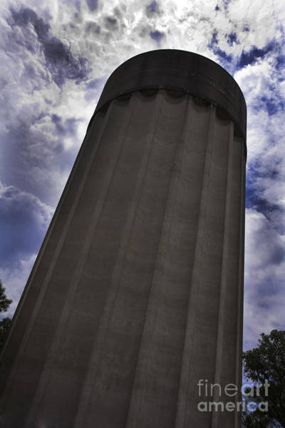 Photograph - Moring Tower by M K Miller