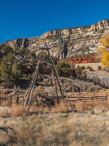 Photograph - Mormon Stacker by Joshua House