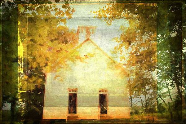 Wall Art - Photograph - Morning At Church by Alice Gipson