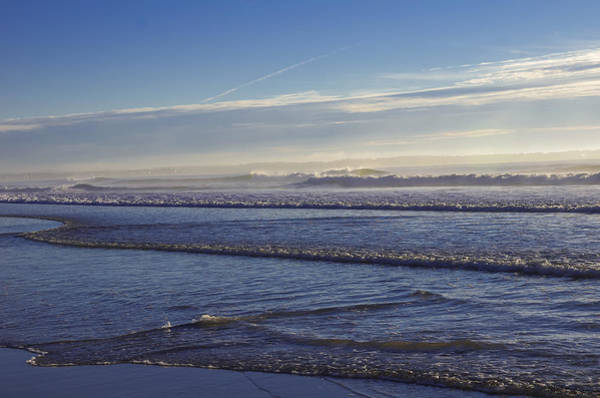 Harker Photograph - Morning Beach by Nathan Harker