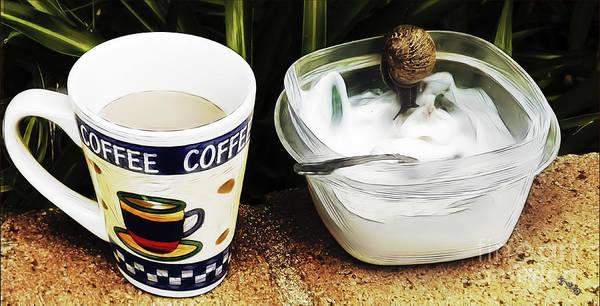 Photograph - Morning Coffee by Rhonda Strickland