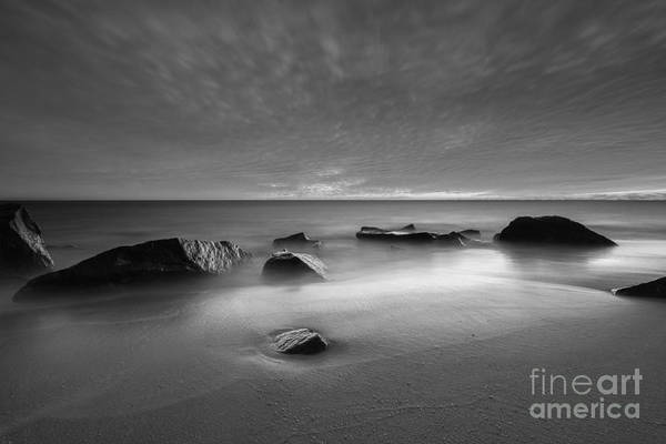 Sandy Hook Wall Art - Photograph - Morning Colors  by Michael Ver Sprill