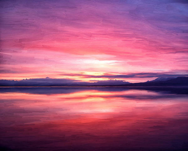 Refuge Wall Art - Painting - Morning Dawn by Michael Pickett