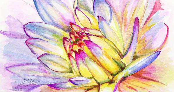 Digital Art - Morning Flower by Janet Garcia