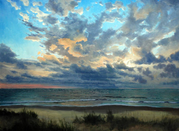 Spectacular Painting - Morning Glory by Armand Cabrera