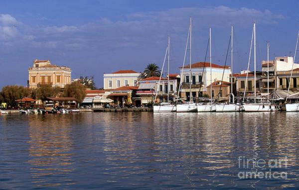 Photograph - Morning In Aegina by Paul Cowan