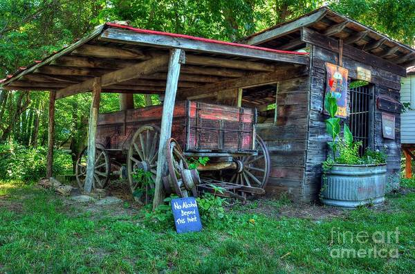 Photograph - Morning In Rabbit Hash 2 by Mel Steinhauer