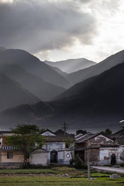 Wall Art - Photograph - Morning In Xizhou  by W Chris Fooshee