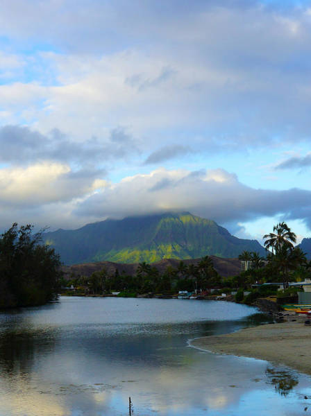 Wall Art - Photograph - Morning  Kailua Town by Kevin Smith
