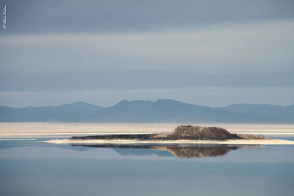Photograph - Morning Lake by Alexander Fedin