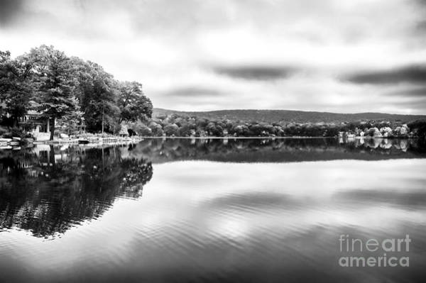Photograph - Morning Lake View by John Rizzuto