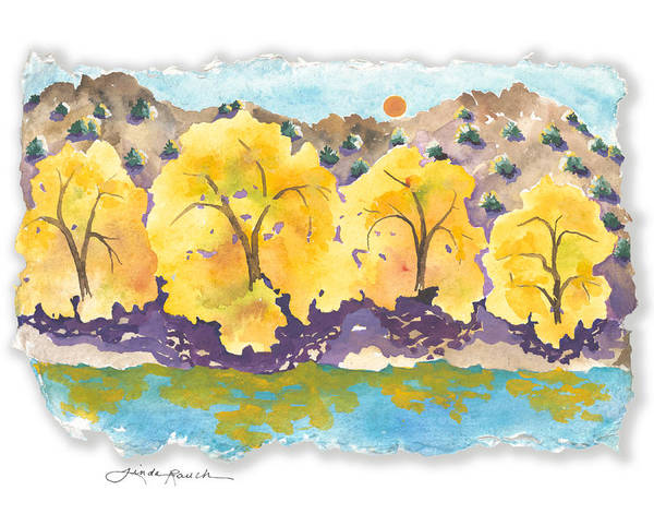 Painting - Morning Magic by Linda Rauch