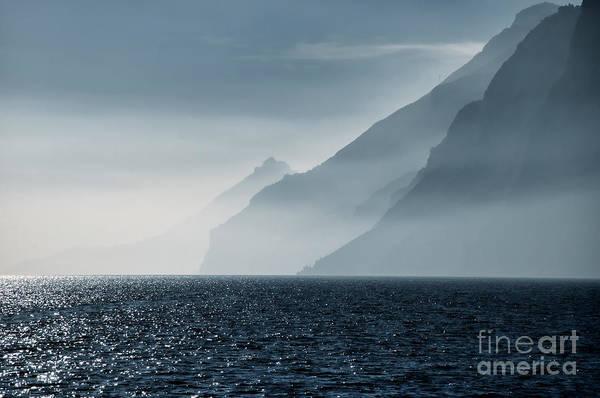 Photograph - Morning Mist  by Brenda Kean