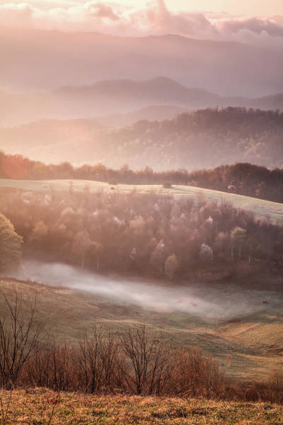 Wall Art - Photograph - Morning On Max Patch by Fine Art Images By Rob Travis Photography