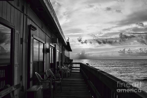 Photograph - Morning On The Deck by Deborah Benoit