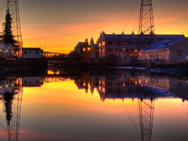 Wall Art - Photograph - Morning On The River by Bill Gallagher