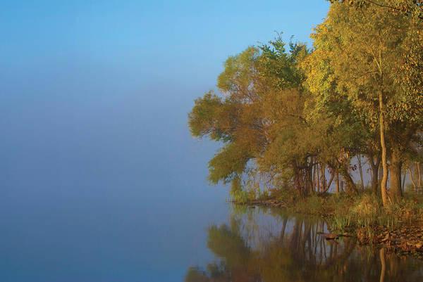 Photograph - Morning On The Saganashkee by Larry Bohlin