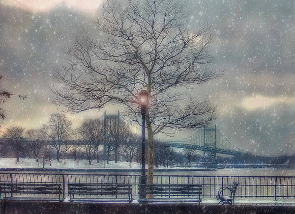 Photograph - Morning On The Triborough by Joann Vitali