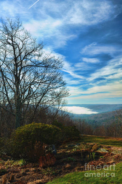 Wall Art - Photograph - Morning Over The Barkhamsted by HD Connelly