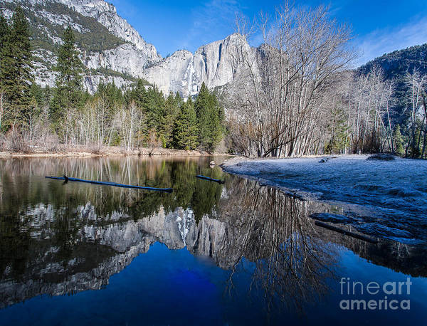 Photograph - Morning Reflections by Charles Garcia