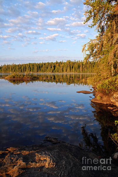 Photograph - Morning Reflections On Leano Lake by Larry Ricker