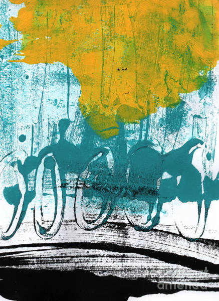 Wall Art - Painting - Morning Ride by Linda Woods