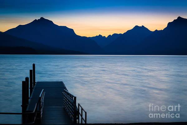 Nps Photograph - Morning Stillness by Inge Johnsson